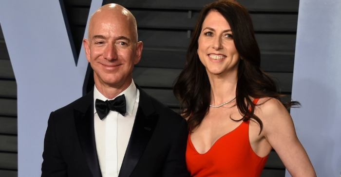 MacKenzie Bezos Becomes 3rd Richest Woman In The World After Divorce Settlement With Amazon Creator, Billionaire Jeff Bezos