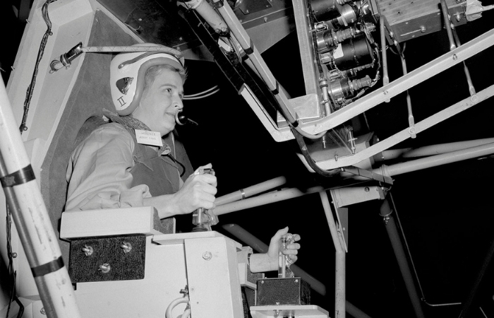 NASA's 1st Female Astronaut Candidate, Jerrie Cobb, Dies