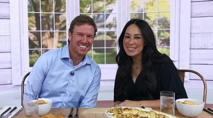 Chip and Joanna Gaines Are Launching Their Own Cable Network in 2020!