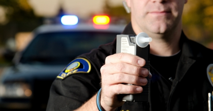 Police Officer Screws Up Breathalyzer Test In The Most Idiotic Way