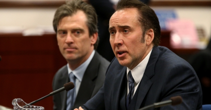 Nicolas Cage's Ex-Wife is Demanding Spousal Support After Being Married For 4 Days