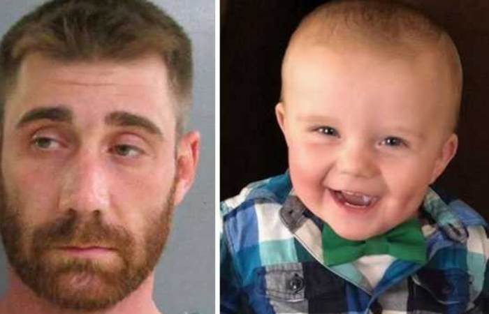 Father Arrested For Shooting 2-Year-Old Son In The Face During Argument With Mom