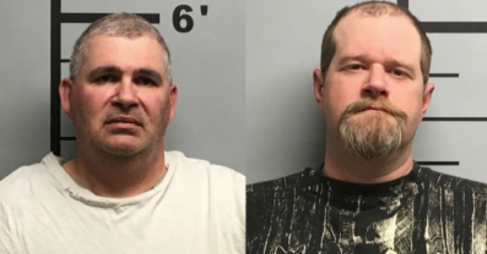 2 Very Smart Drunk Men Arrested For Shooting Each Other While Wearing Bulletproof Vests
