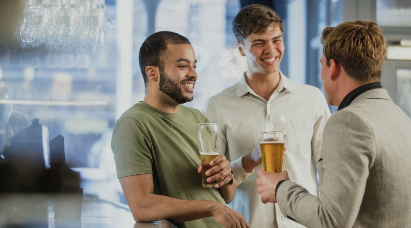 Study Finds Fake Smiling At Work Leads To Heavier Drinking
