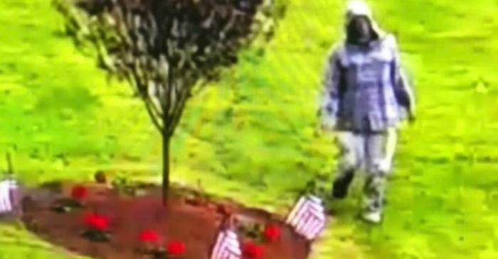Vandals Deface Vietnam War Memorial Ahead of Memorial Day