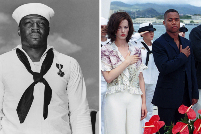 Remember Dorie Miller? Cuba Gooding Jr. Did Well, But Dorie Is So Much More Than 'Pearl Harbor'