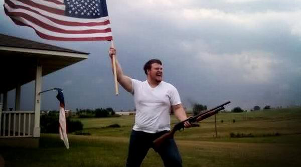 Kansas Police Asked People To Please Not Shoot Their Guns at Tornadoes