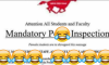 Mandatory Penis Inspection Prank