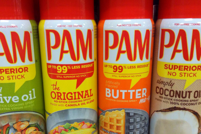 Pam Cooking Sprays Have Exploded in 8 People's Faces, Here's What You Need to Know