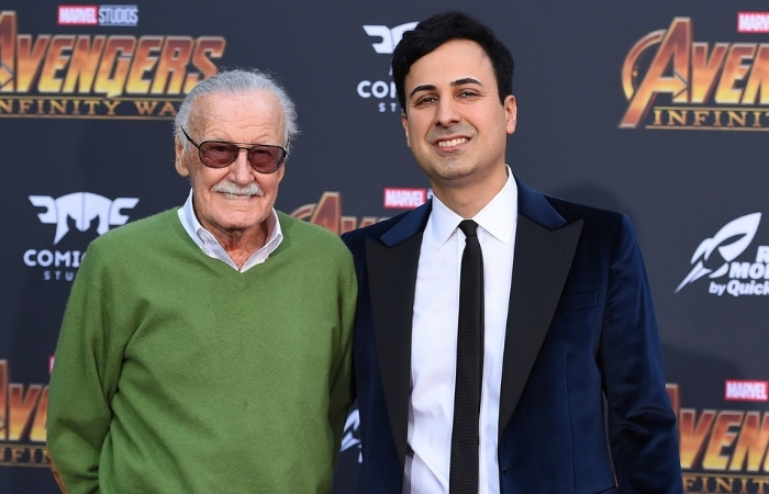 Stan Lee's Former Manager is Charged With Elder Abuse