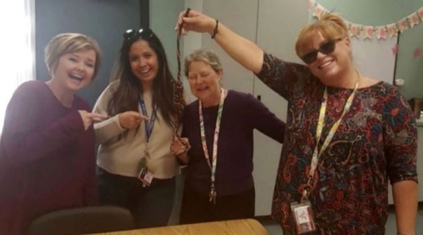 Teachers and Principal Placed On Leave After Happily Posing With Noose For Photo