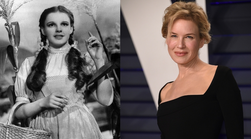 "Watch Renee Zellweger Shine as Judy Garland in Upcoming Biopic, ""Judy"""