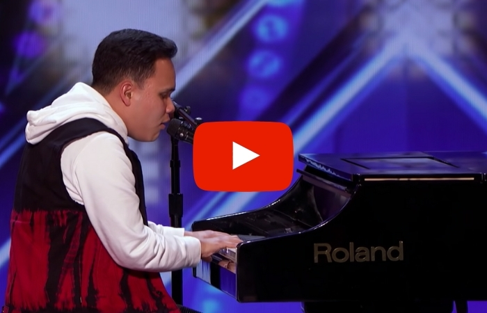 Flashback: Blind Autistic Singer Shocks 'America's Got Talent' Judges With Golden Buzzer Performance