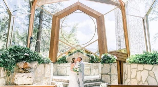 Wayfarers Chapel: The Wedding Venue of Your Daydreams