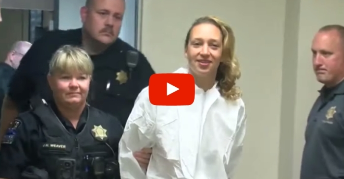 Mom Gets Life In Prison For Stabbing 11-Year-Old Daughter 70 Times