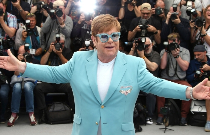 Elton John Biopic 'Rocketman' Débuts At Cannes Film Festival