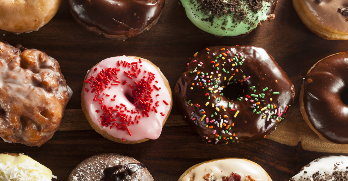 Best Types of Doughnuts