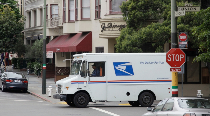 Mailman Arrested for Delivering Marijuana on Daily Postal Route