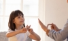 Entire School Learns Sign Language to Welcome Deaf Kindergartner