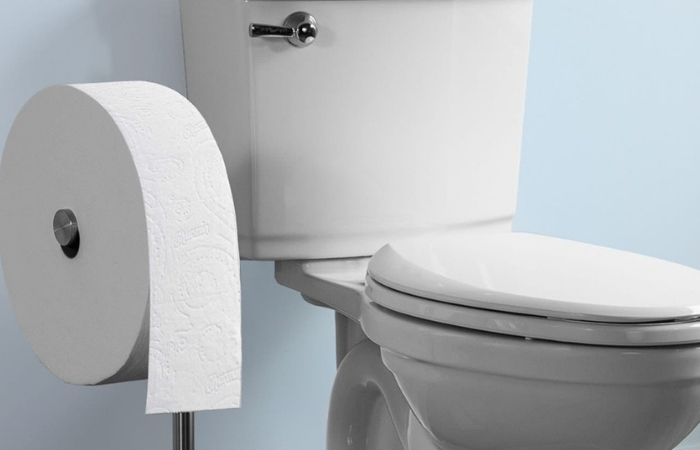 Charmin Has Created A Paper Roll That Lasts Up to 3 Months!
