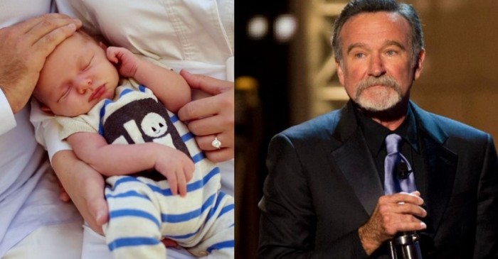 Robin Williams' Eldest Son Names First Child After His Dad