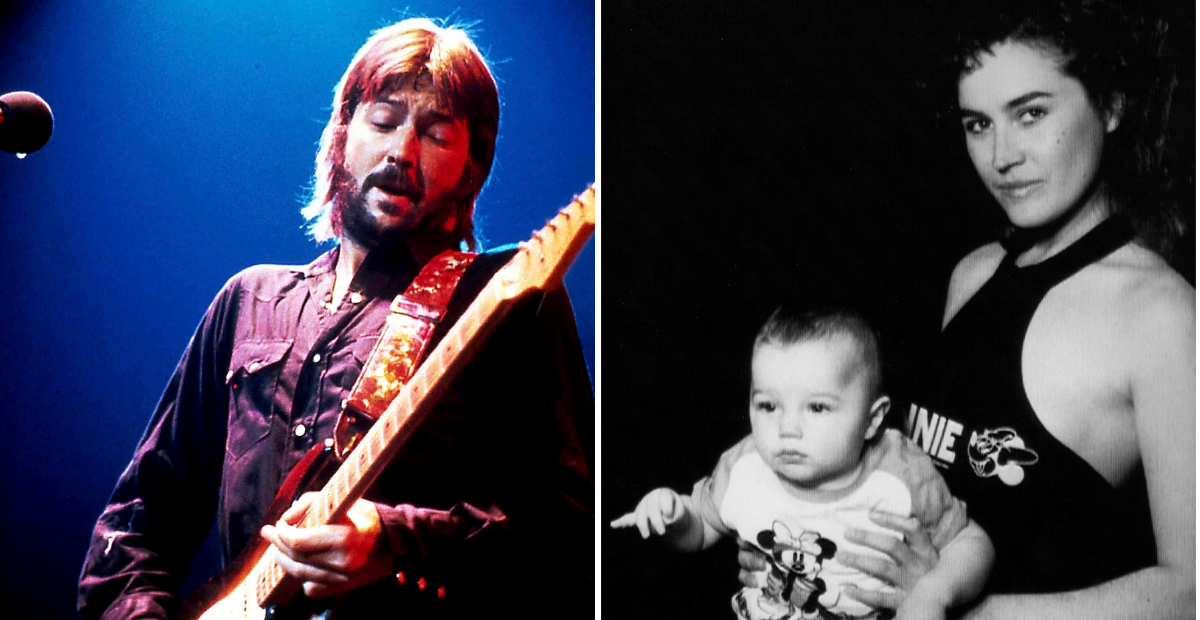 Eric Clapton S Tears In Heaven Has One Of The Most Tragic Backstories Ever Rare