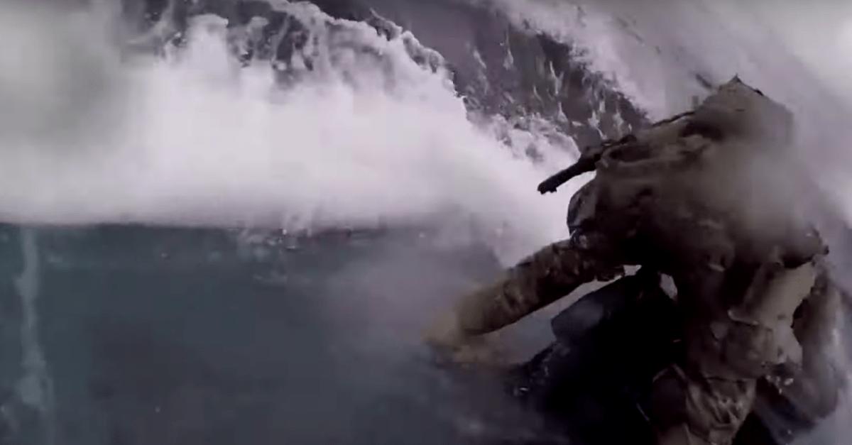 Coast Guard Submarine Video