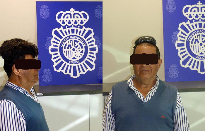Man Tries to Smuggle A LOT of Cocaine Under Toupee, Fails Miserably