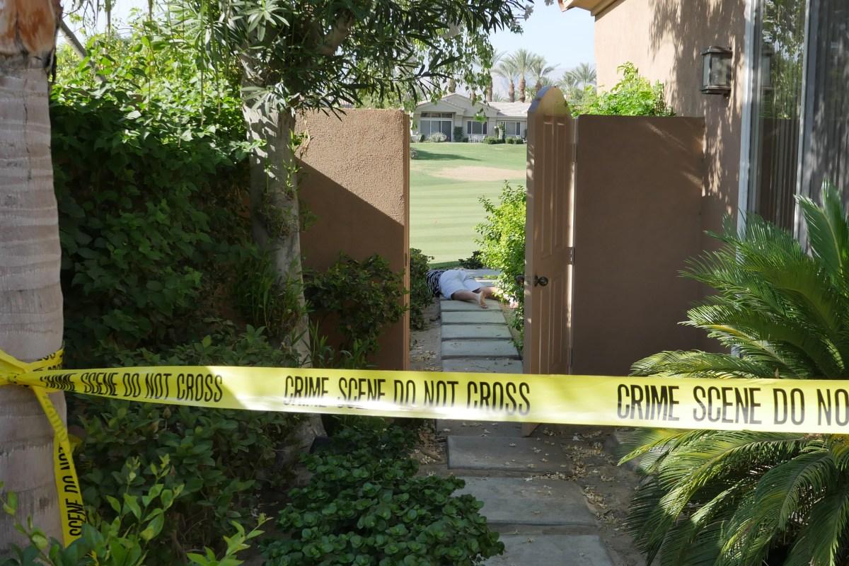 Florida Man Spear Murder