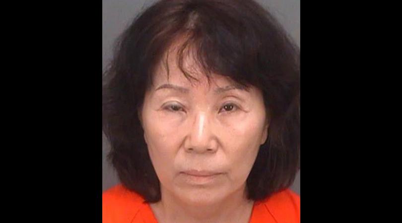 Florida Woman Pee Ice Cream