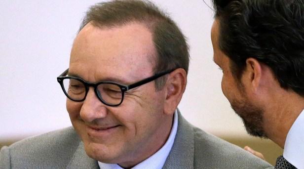 Prosecutors Drop Groping Case Against Actor Kevin Spacey