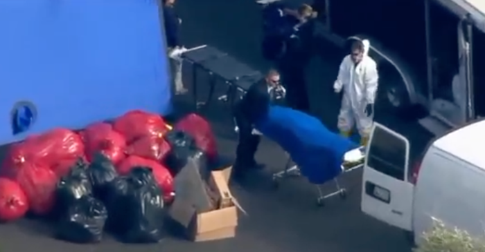 FBI Raid Finds Bucket of Severed Heads, Cooler Filled with Penises, Dead Bodies Sewn Together Like Frankenstein