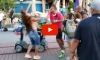 Punches and Slaps Thrown During Violent Brawl at Disneyland