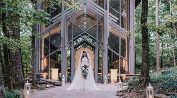 The Thorncrown Glass Chapel Is Arkansas' Best Kept Secret