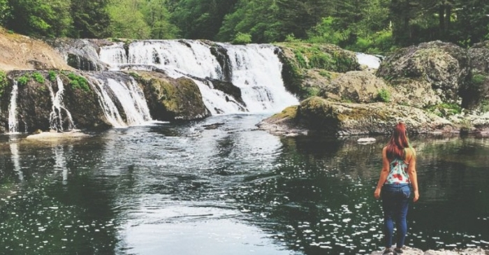 This Washington Swimming Hole Is a Beloved Pacific Northwestern Spot