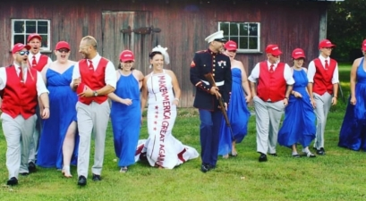 This Couple Had a MAGA-Themed Wedding To Pay Tribute To President Trump