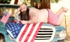"Man Celebrates 4th of July With Hilarious ""Dudeoir"" Photoshoot"
