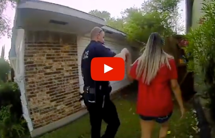 Officers Respond to Noise Complaint, End Up Dancing With Guests at Graduation Party