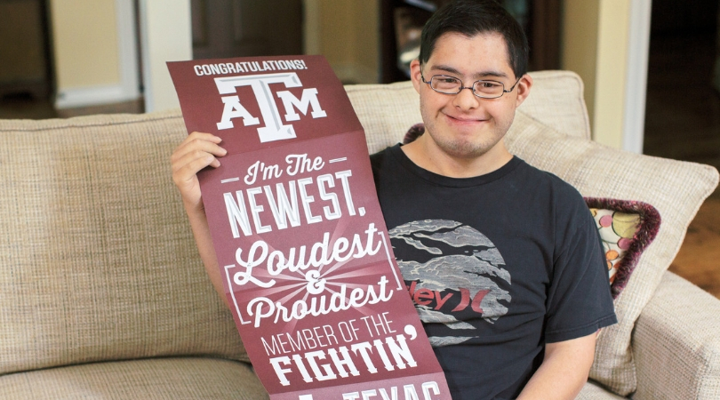 Texas A&M University Launches New College Program for Student With Disabilities