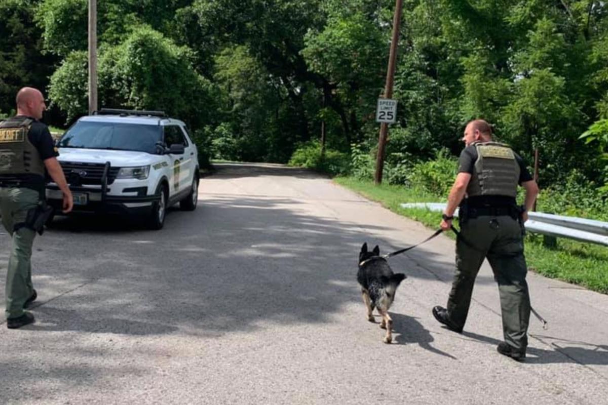 Suspect Caught Fart Missouri