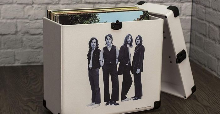These Vintage Vinyl Record Carrying Cases Will Take You Back in Time