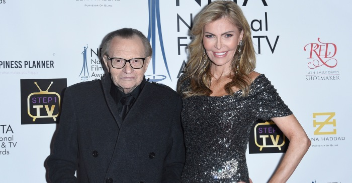 Larry King Seeks Divorce From Seventh Wife After 22 Years of Marriage