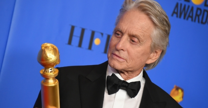 At 74, Actor Michael Douglas Has No Plans To Retire Anytime Soon