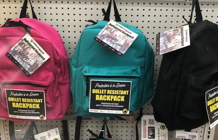 Parents are Buying Their Children Bulletproof Backpacks in Wake of Mass Shootings