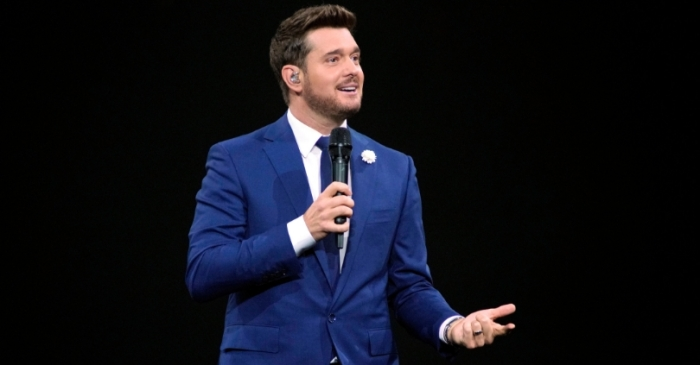 Michael Bublé's Video About Fatherhood Has Parents Sobbing Uncontrollably