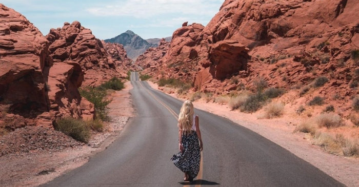 The Best Hiking Trails to Visit While at Valley of Fire State Park