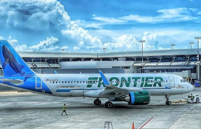 Frontier Airlines Offering Free Flights to People with the Last Name Green or Greene