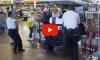 Florida Man Drives Golf Cart into Walmart, Hits Several Shoppers