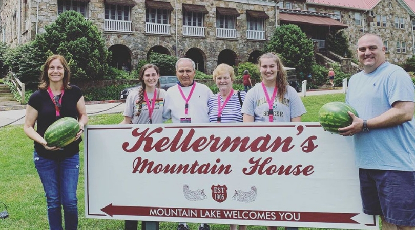 Stay at the Real 'Dirty Dancing' Resort and Say Hi to the Kellermans