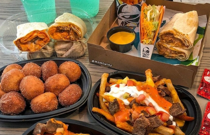 Americans Voted Taco Bell the 'Best Mexican Restaurant' of 2019